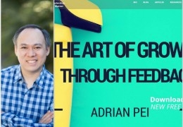 Free New Book! The Art of Growing Through Feedback